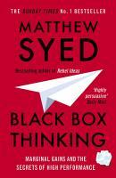 Black Box Thinking PDF