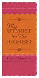 My Utmost for His Highest  Pink PDF