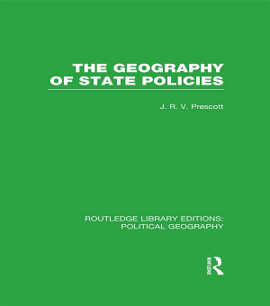 The Geography of State Policies PDF