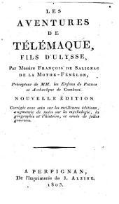Les aventures de Télémaque: fils d'Ulysse