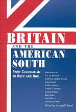 Britain and the American South PDF