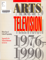 The Arts on Television, 1976-1990
