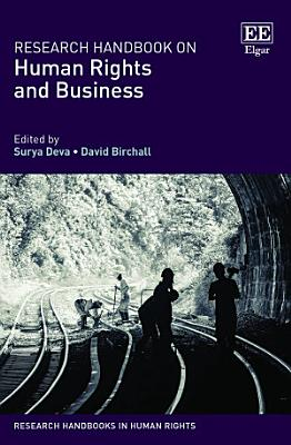 Research Handbook on Human Rights and Business PDF