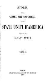 Storia della guerra dell'indipendenza degli Stati Uniti d'America: Volume 2