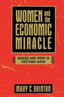 Women and the Economic Miracle PDF