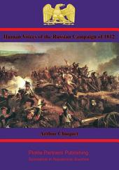 """Human Voices of the Russian Campaign of 1812: a translation of """"Etudes d'Histoire"""""""