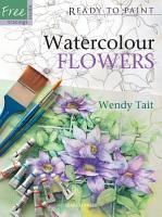 Watercolour Flowers PDF