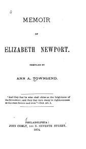 Memoir of Elizabeth Newport PDF