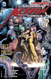 Action Comics (2011-) #15