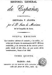 Historia general de España, 5