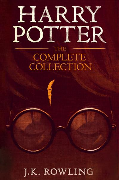 Download Harry Potter  The Complete Collection  1 7  Book