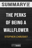 Summary of The Perks of Being a Wallflower  Trivia Quiz for Fans