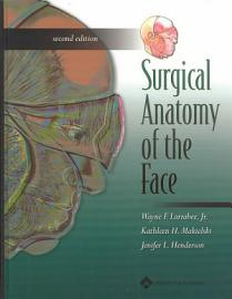 Surgical Anatomy Of The Face