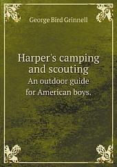 Harper's camping and scouting