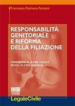 Responsabilit   genitoriale e riforma della filiazione PDF