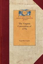 The Virginia Convention of 1776 PDF