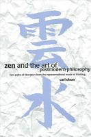 Zen and the Art of Postmodern Philosophy PDF