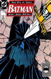 Batman (1940-) #433