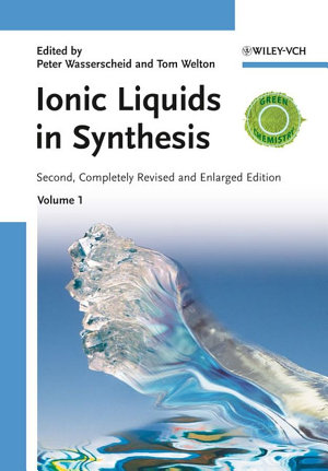 Ionic Liquids in Synthesis