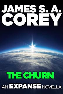 The Churn  An Expanse Novella Book
