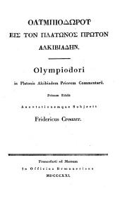 Initia philosophiae ac theologiae ex Platonicis fontibus ducta: sive ... in Platonis Alcibiadem commentarii, Volume 2