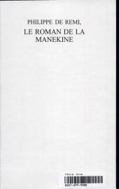 Le Roman de la Manekine