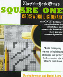 The New York Times Square One Crossword Dictionary Book