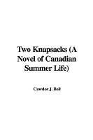 Two Knapsacks PDF