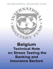 Belgium: Technical Note on Stress Testing the Banking and Insurance Sectors