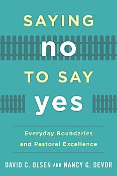 Saying No to Say Yes PDF