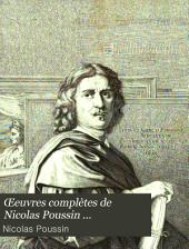 Œeuvres complètes de Nicolas Poussin ...