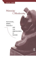 Maturity and Modernity PDF