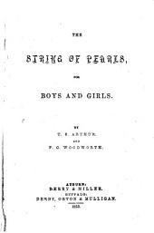 The String of Pearls, for Boys and Girls