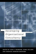 Developing Organisational Consultancy
