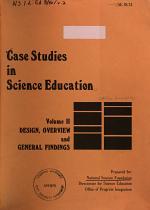 Case Studies in Science Education