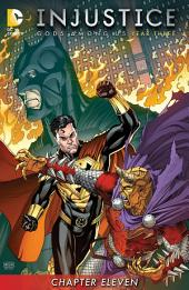 Injustice: Gods Among Us: Year Three (2014-) #11