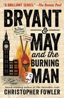 Bryant   May and the Burning Man PDF