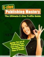 E zine Publishing Mastery PDF