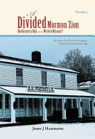 A Divided Mormon Zion PDF