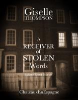 A Receiver of Stolen Words  Fifteen Short Stories PDF