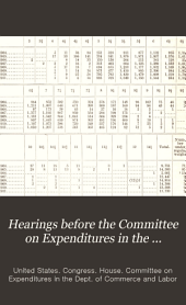 Hearings Before the Committee on Expenditures in the Department of Commerce and Labor, House of Representatives on House Resolution No. 73 to Investigate the Fur-seal Industry of Alaska: Issue 10