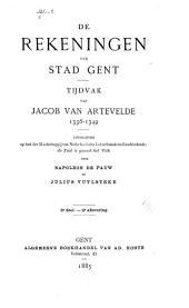 De rekeningen der stad Gent: deel. 1346-1349