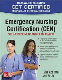 Emergency Nursing Certification  CEN   Self Assessment and Exam Review PDF