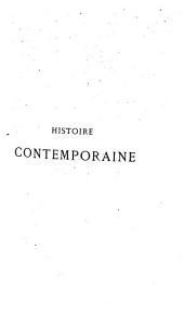Histoire contemporaine: Portraits et silhouettes au XIXe siècle