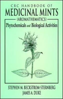 Handbook of Medicinal Mints  Aromathematics  PDF