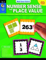 Math Games Galore  Number Sense and Place Value  Gr  2  eBook PDF
