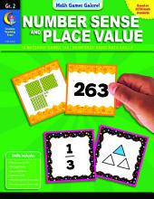 Math Games Galore: Number Sense and Place Value, Gr. 2, eBook: Number Sense and Place Value