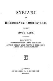 In Hermogenem commentaria