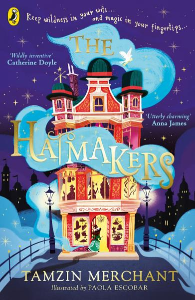 Download The Hatmakers Book
