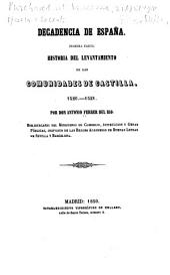 Decadencia de España